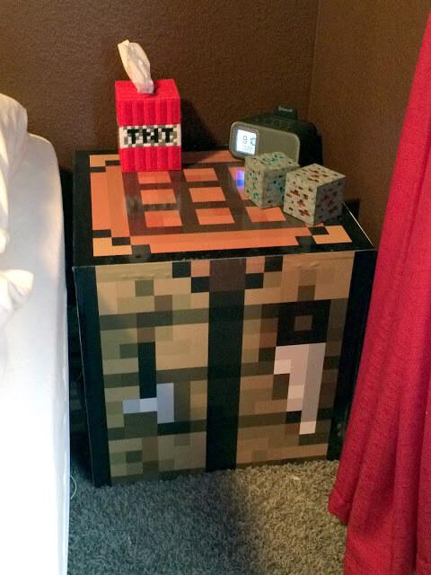 10 Creative Ways Minecraft Bedroom Decor Ideas In Real Life ...