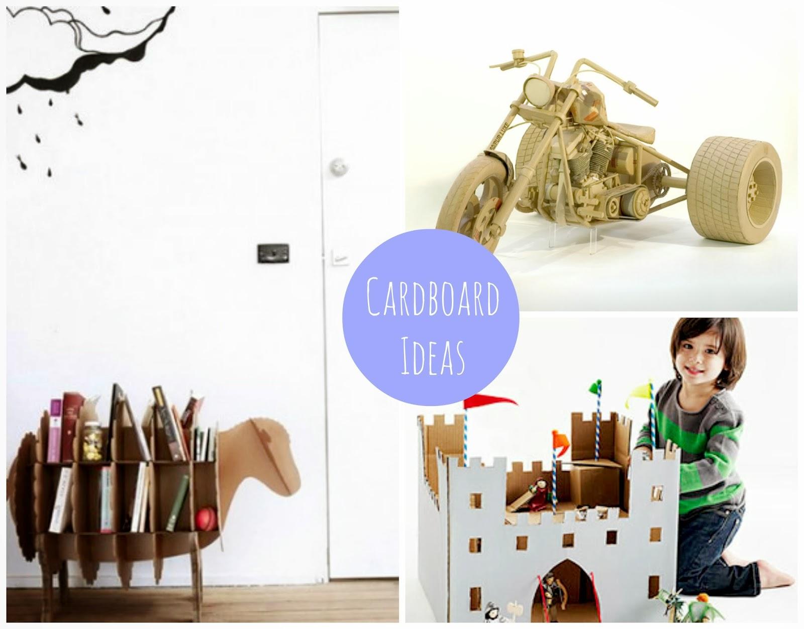 cardboard idea
