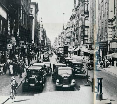 Berlin Friedrichstrasse 1926