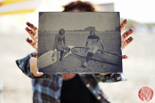 SurfSite Tin Type: An Interview with Photographer Joni Sternbach