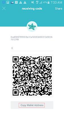 IM Token Address