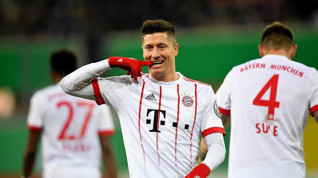 Video Paderborn - Bayern Munchen: Sức công phá khủng khiếp