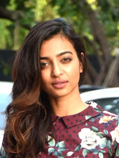 Actress Radhika Apte