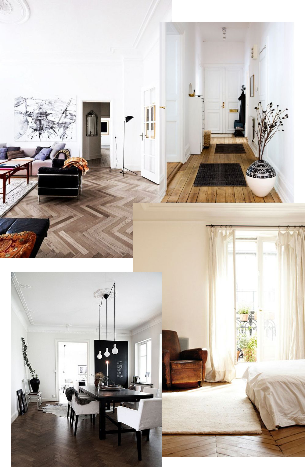 white minimalist home interior inspiration