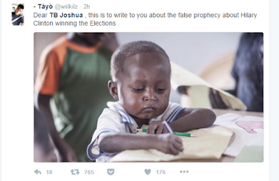 TB Joshua Prophecy Memes That Will Make You Laugh Out Loud