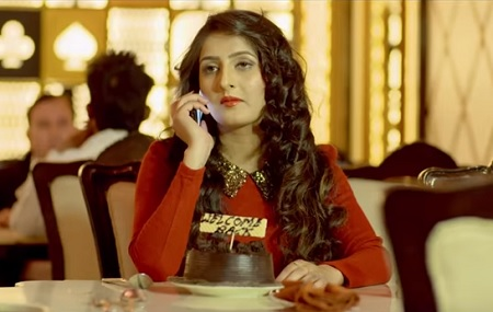 Punjabi Cocktail Sandy Mundra Latest Music Video Shifali Raj New Punjabi Songs 2016