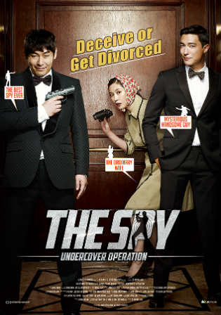 The Spy Undercover Operation 2013 WEB-DL 400MB Hindi Dual Audio 480p Watch Online Full Movie Download bolly4u