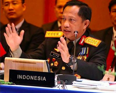 Penegasan Kapolri di Acara 37th ASEANAPOL
