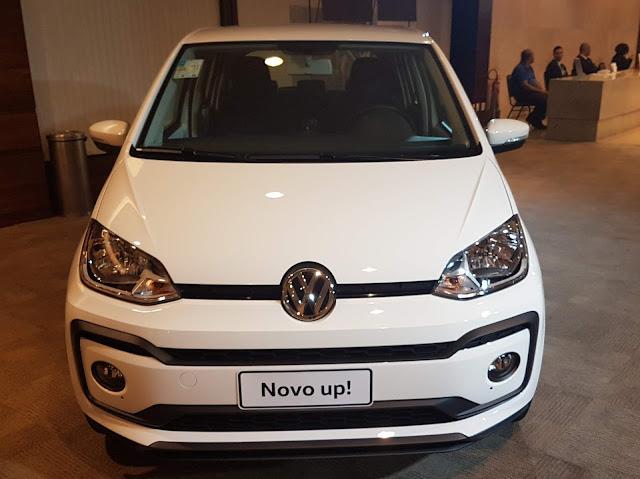 Novo VW Up! 2018 Automático
