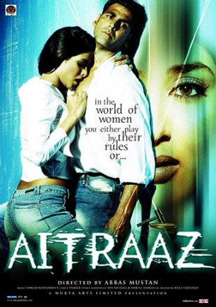 Poster of Aitraaz 2004 Full Hindi Movie Download HD 720p ESub