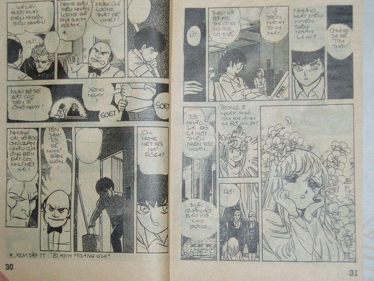 Siêu nhân Locke vol 12 trang 14