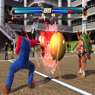 Tekken Tag Tournament Game Free Download