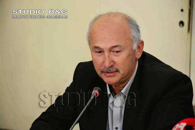 Εισηγητής στην συνεδρίαση του Τομέα Αθλητισμού της Ν.Δ. ο Γιάννης Μπόλλας
