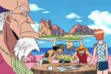 One Piece Episódio 63