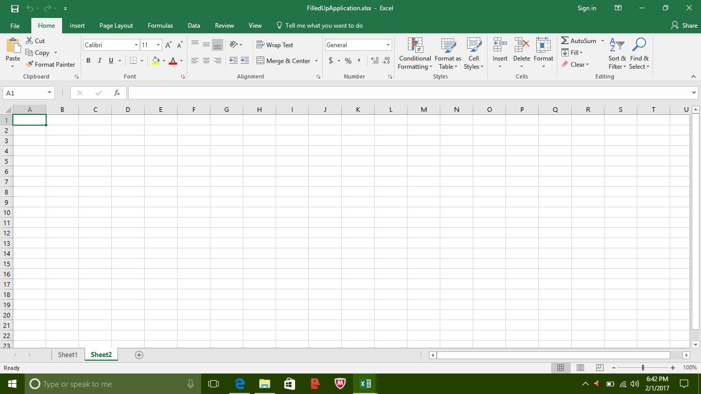 Digital India Beginner Ms Excel Working In Multiple