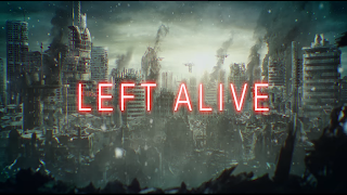 Left Alive Video Game Cover Wallpaper