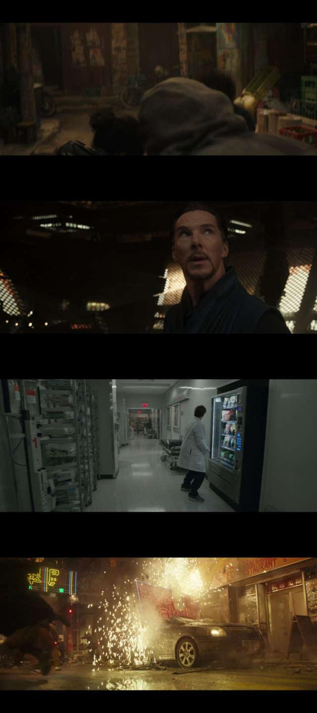 Resultado de imagen para Doctor Strange 3D SBS (2016) capturas