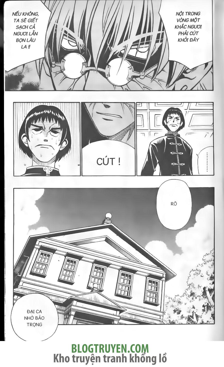 Rurouni Kenshin chap 237 trang 11