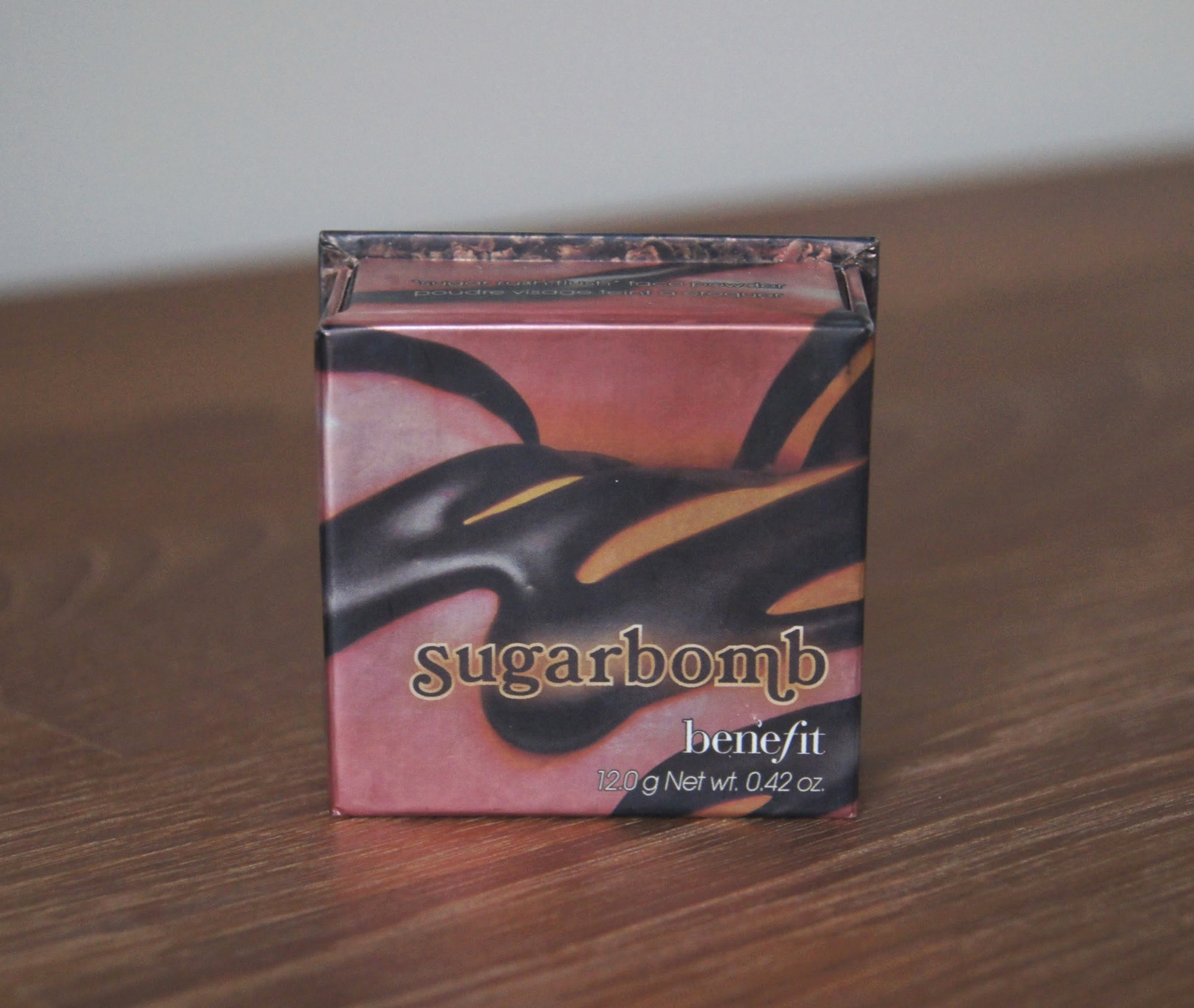 benefit box powder collection sugarbomb blush review swatch