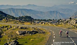 Cycling Pyrenees Montefusco Cycling