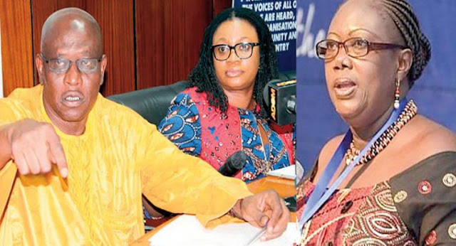 Reasons Why President Akufo-Addo Sacks EC Chair Person-Charlotte Osei and Her Two Deputies