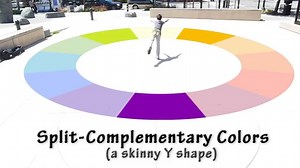 Bridesmaids Dress Shopping - Part I (Cont'd) - Finding Complementary Colors