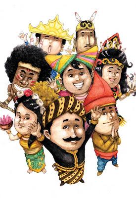 Nusantaraku Gambar Bajupakaian Adat Indonesiapakaian Adat Nusantara