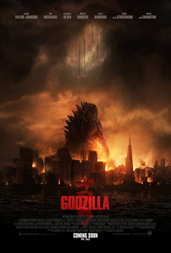 Godzilla Movie Film 2014 - Sinopsis