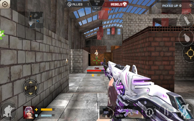 Best FPS Shooting Games for Android apk Free Download Crisis Action