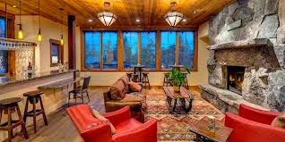 Cedar Glen Lodge, California