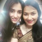 Disha Patani and Mother