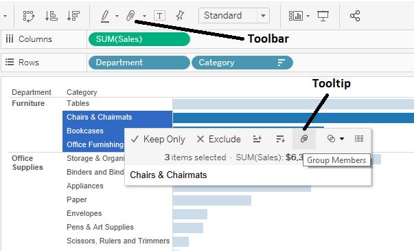 Tableau Desktop Fundamental Tutorial 4: Organizing Your Data