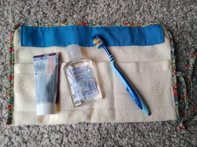 cepillo dientes, toothbrush, dents, neceser, case, necessaire