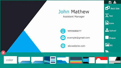 تحميل Visiting Card Maker Photo Logo PRO