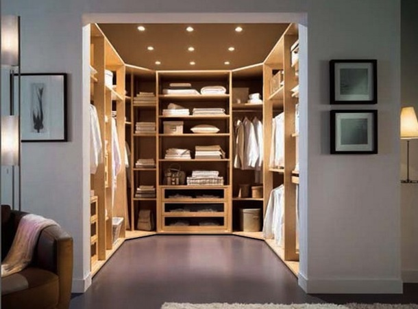 modern dressing room designs with lighting system Modern  How to design and Organize