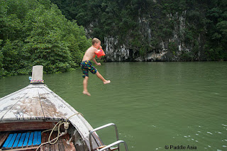 Phang Nga Bay family holiday package
