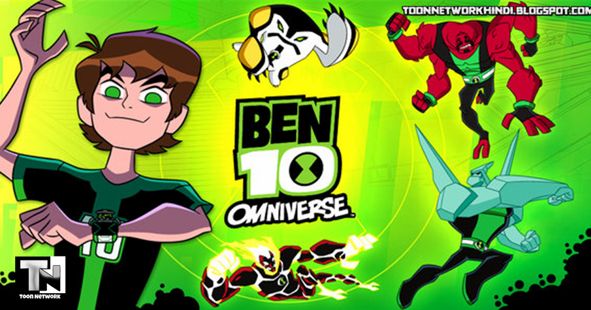 Ben 10 Omniverse HINDI Season 08
