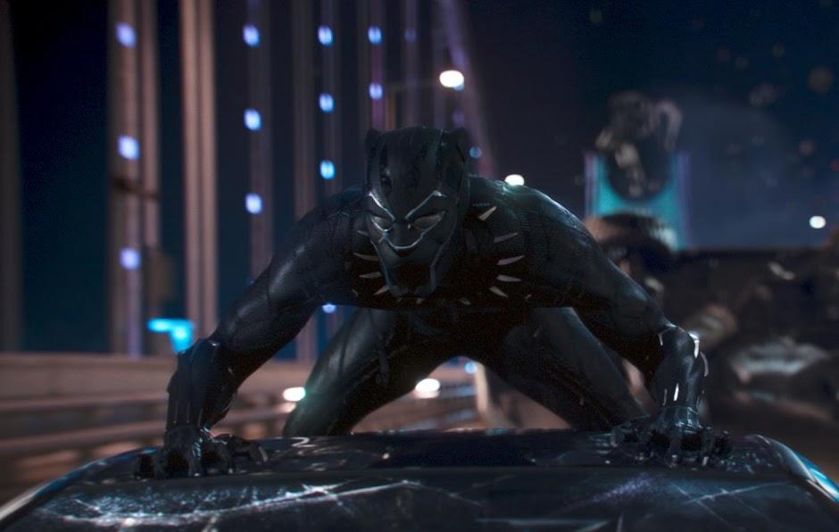 """Trailer final de """"Pantera Negra"""" oferece mais ação e vislumbres inéditos"""