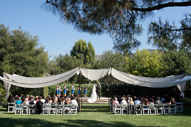 real wedding vanessa amp scott california rustic garden