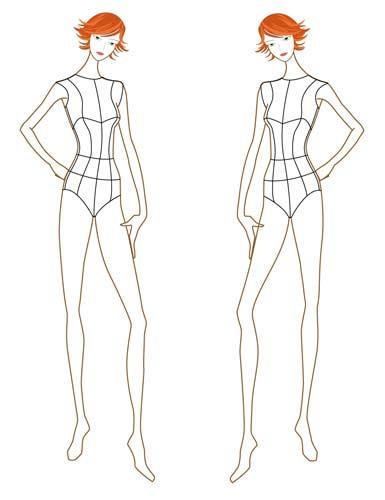 Fashion Figures: En Vogue Bon Marché: A Blog Is Born