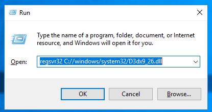 Telecharger D3dx9_26.dll Fichier Gratuit Installer