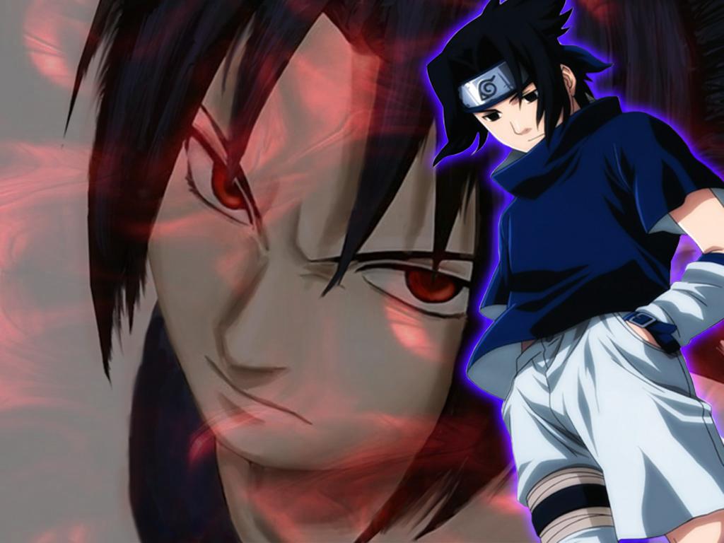 Uchiha Sasuke Kid Naruto Wallpaper