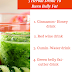 5 Herbal drinks to burn belly fat