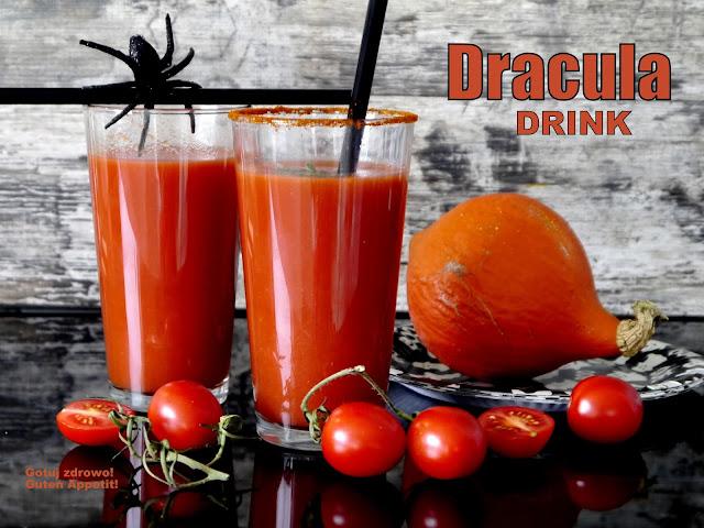 Dracula drink. Dlaczego warto pić sok pomidorowy? - Czytaj więcej »