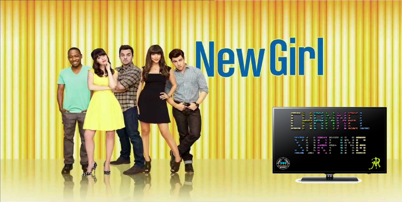 Watch New Girl on Fox Season 4 episode 3