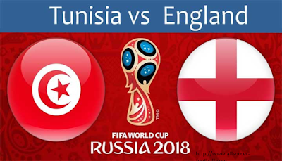 World Cup Predictions 2018 Tunisia vs England Group Stage G