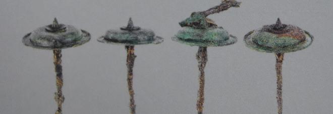 Pompei: rubata borchia risalente al VI sec. a.C.