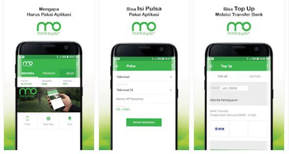 Mobayar : Cara Mendapatkan Pulsa Gratis dari Aplikasi ini