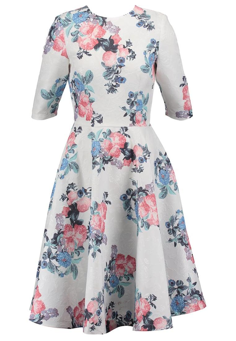chi chi london spring dress roses