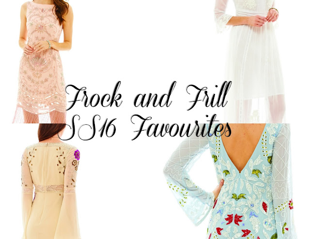 Frock & Frill SS16 Collection